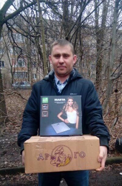 Активный покупатель выиграл коробку тушенки Войсковой Спецрезерв